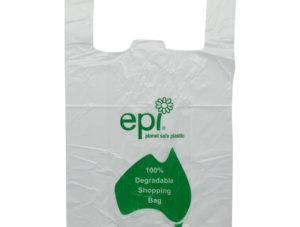 Degradable Singlet Bags