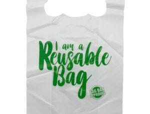 Reuseable Singlet Bags