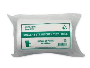 Tidy Liner Garbage Bags - Packaging, Hospitality & Cleaning Solutions - MGH Packinging